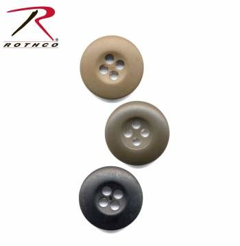 Rothco BDU Buttons