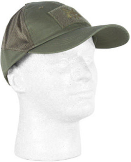 Mesh Tactical Cap w/Velcro