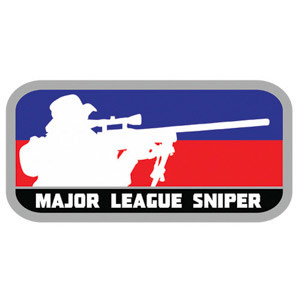 Fox Outdoor Products Major League Sniper Morale Patch