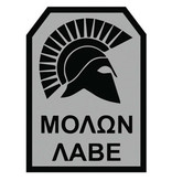 Fox Outdoor Products Spartan Morale Patch