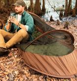 Intense Wilderness Survival Gear Pop up Bivy Tent 7 x 29 1/2 x 22
