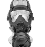 Polish MP5 Gas Mask w/Filter and Transport Bag - ISSUED