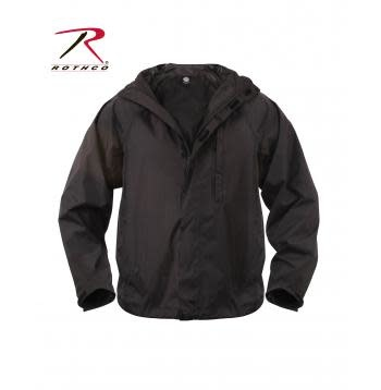 Rothco Packable Rain Jacket