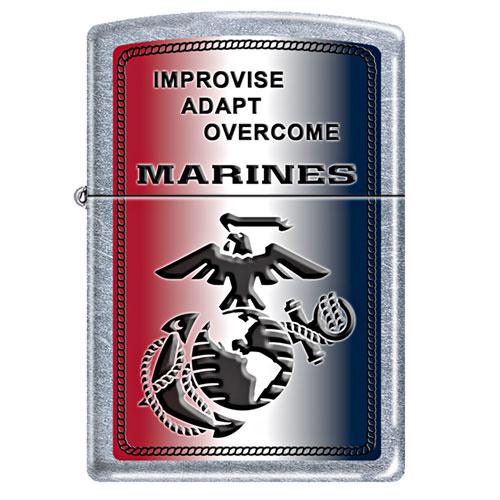 Zippo Marines Zippo - Improvise, Adapt, Overcome