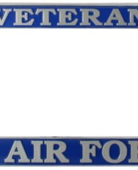 Veteran US Air Force License Plate Frame