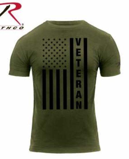 Veteran flag T-Shirt