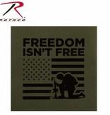 Rothco Freedom Isn't Free T-shirt