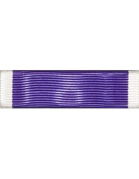 Military Purple Heart Ribbon