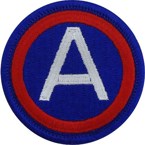 Military 3rd Army Patch