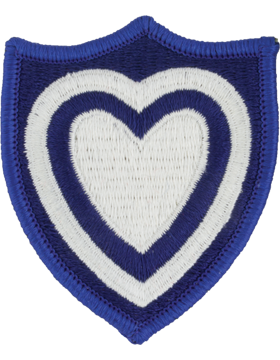 Military 24th Corps Army Patch