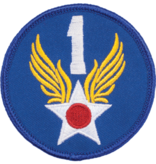 Military 1st Air Force WWII Patch