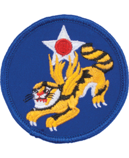 14th Air Force WWII Patch