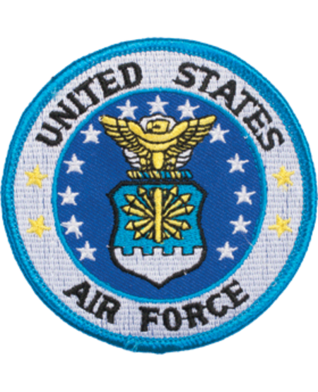 US Air Force Patch