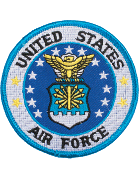 Military US Air Force Patch