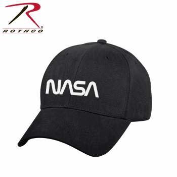 Rothco NASA Worm Logo Hat