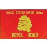Marine Bulldog Flag