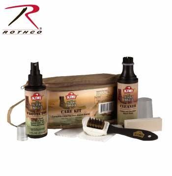 Rothco Kiwi Desert Boot Cleaning Kit