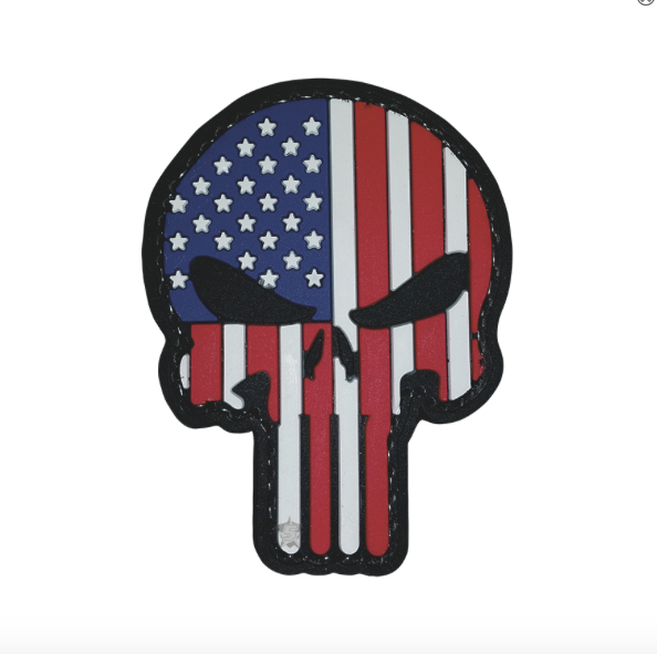 5ive Star Gear Patirotic Punisher Morale Patch