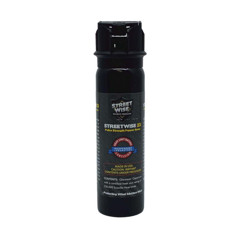 Street Wise Pepper Spray 23 (230,000 SHU)