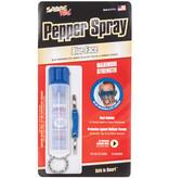 Fox Outdoor Products Saber Pepper Spray - Blue Spray