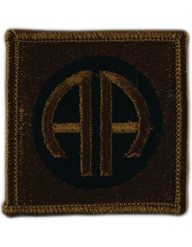 Military 82nd Airborne Patch
