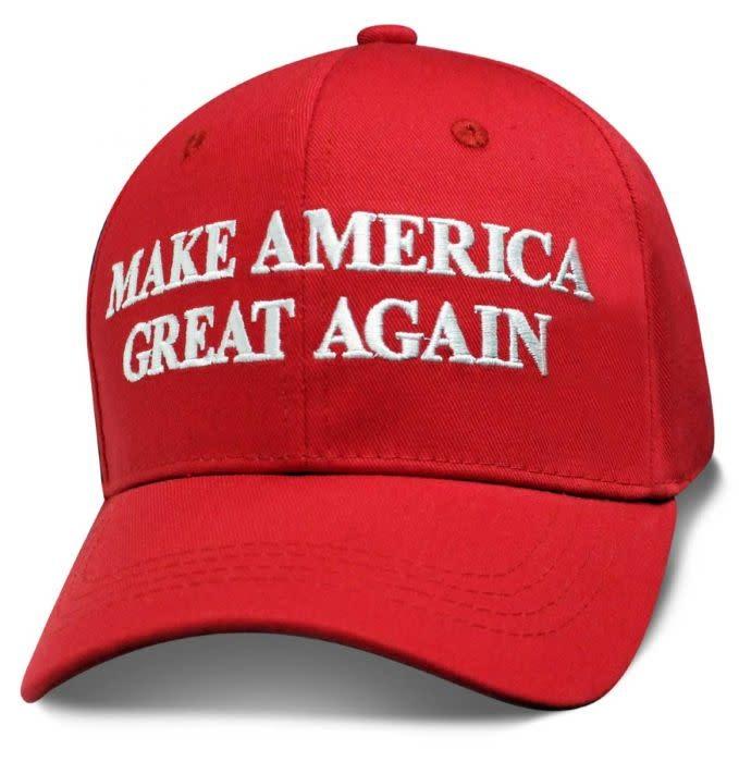 Trump Make America Great Again Hat