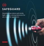 NEBO MyPal 400 Lumen flashlight & Safety Alarm
