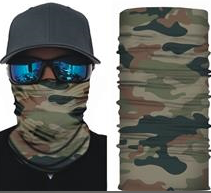 Warrior Tek Face Shield