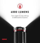 NEBO Redline 6K Lumen