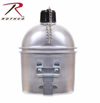 Rothco GI Style Aluminum Canteen