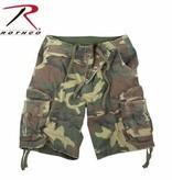 Rothco Vintage Camo Infantry Utility Shorts