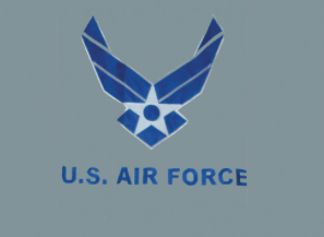 Ramsons Imports Air Force Wing Embroidered 3 x 5 Flag