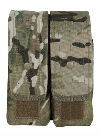 VooDoo Tactical M4/AK 47 Double Mag Pouch