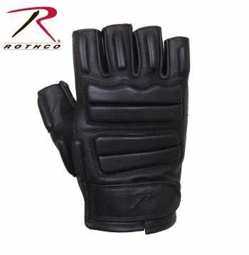 Rothco Fingerless Padded Tactical Gloves