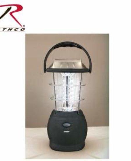 36 Bulb LED Solar and Handcrank Lantern