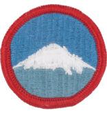 Military Japan Patch