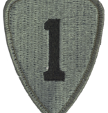 Military 1st Personnel Command Patch