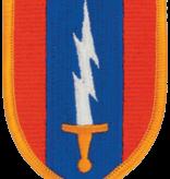 Military 1st Signal Brigade Patch