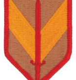 Military 1st Sustainment Brigade Patch