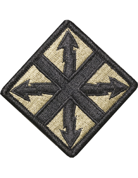 Military 142nd Signal Brigade Alabama National Guard Patch
