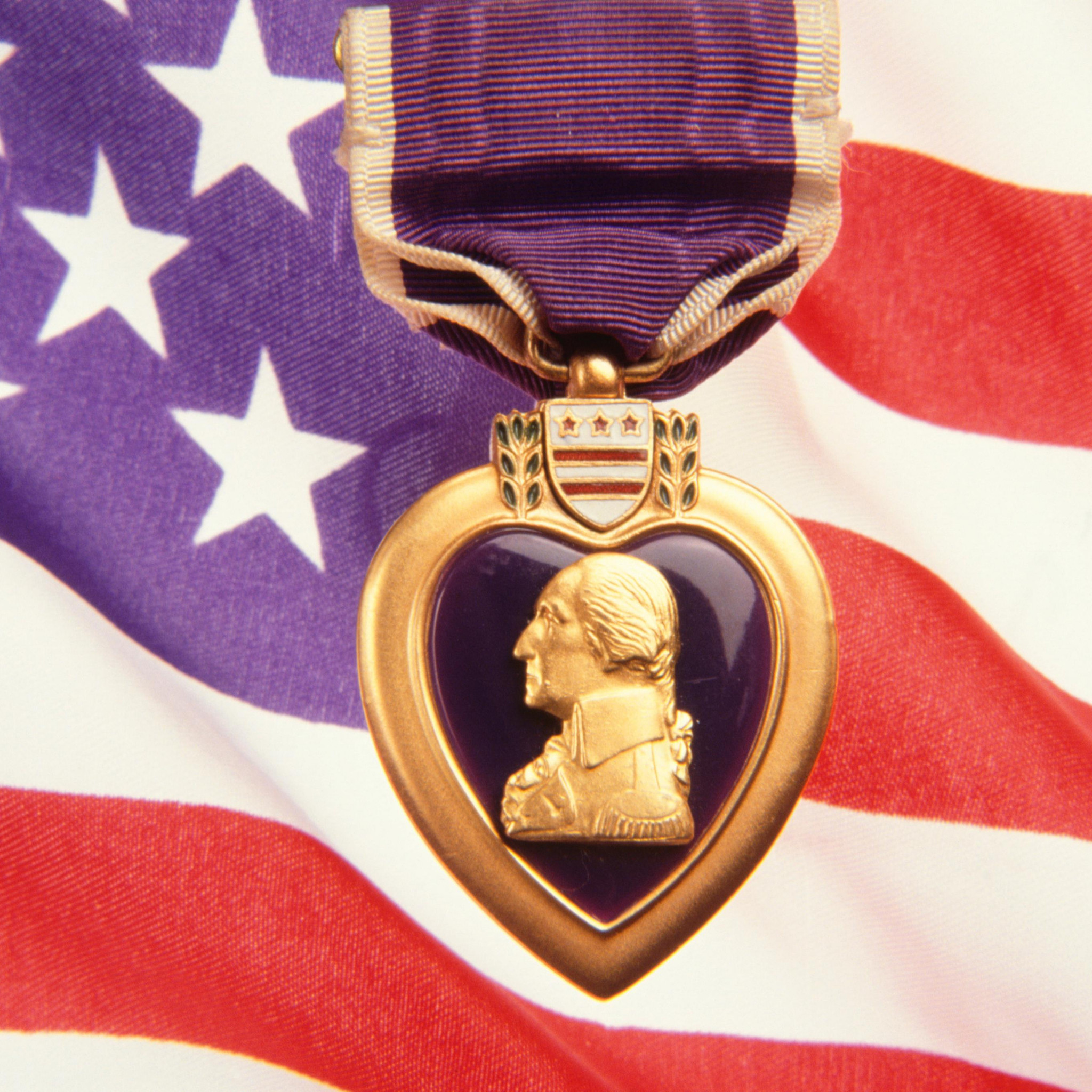 Purple Heart Day: The History of the Purple Heart