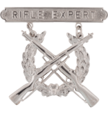 Military Rifles Expert Badge