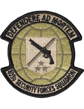 Military 403rd Security Forces Squadron