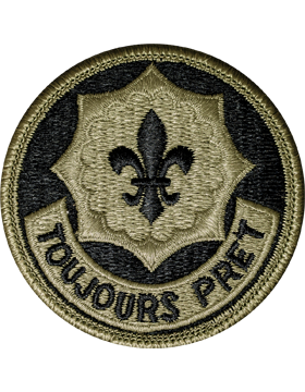 2nd Armor Cavalry Patch