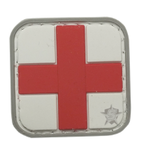 5ive Star Gear Red Cross PVC Morale Patch