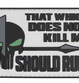 5ive Star Gear Those Who Don't Know Me Should Run Morale Patch