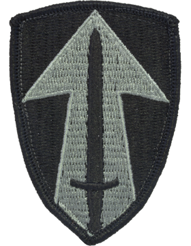 Military 2nd Field Force Patch