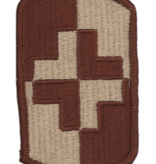 Military 4th Medical Brigade Patch