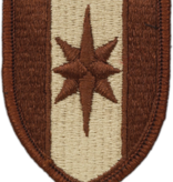 Military 44th Medical Brigade Patch