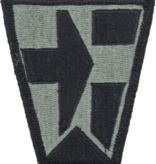 Military 112th Medical Brigade Patch